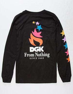DGK Ceremony Mens T-Shirt Black