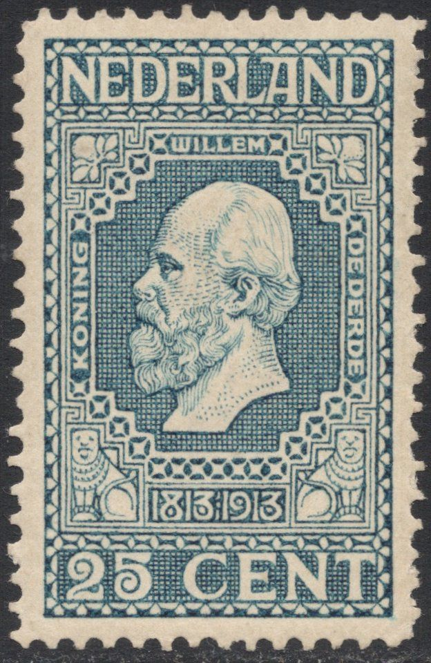 J J Aarts, 1913 Netherlands More about stamps: http://sammler.com/stamps/