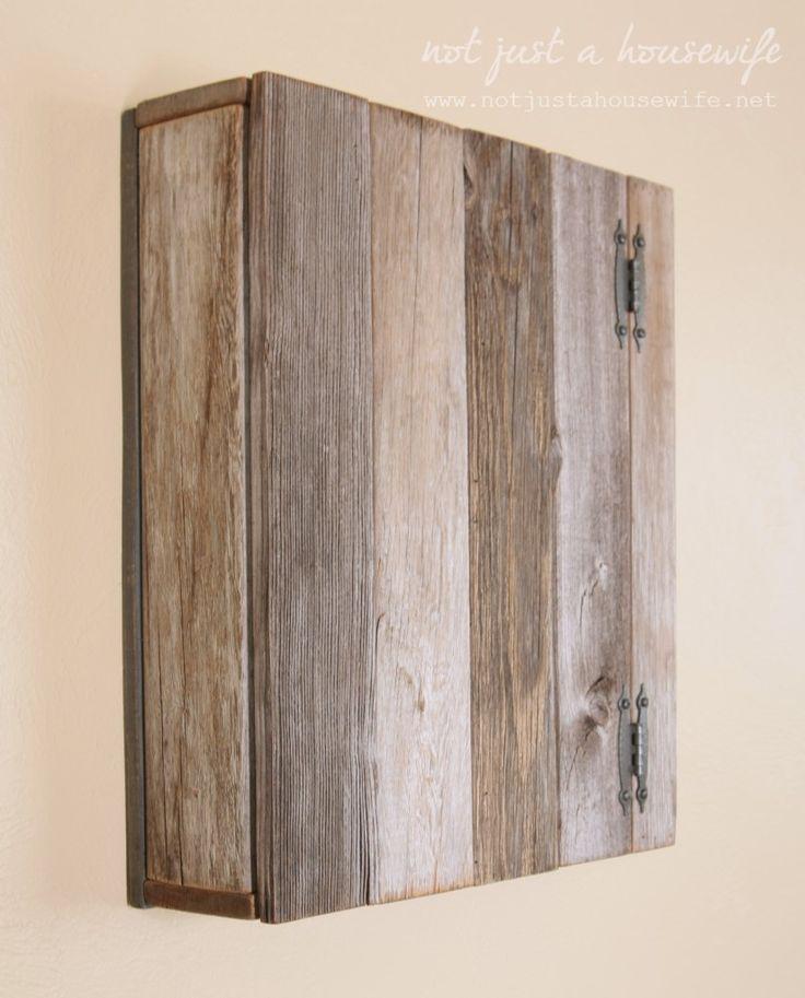 So Bauen Sie Einen Einfachen Schrank Schrank Bauen Palettenholz Geschirrschrank