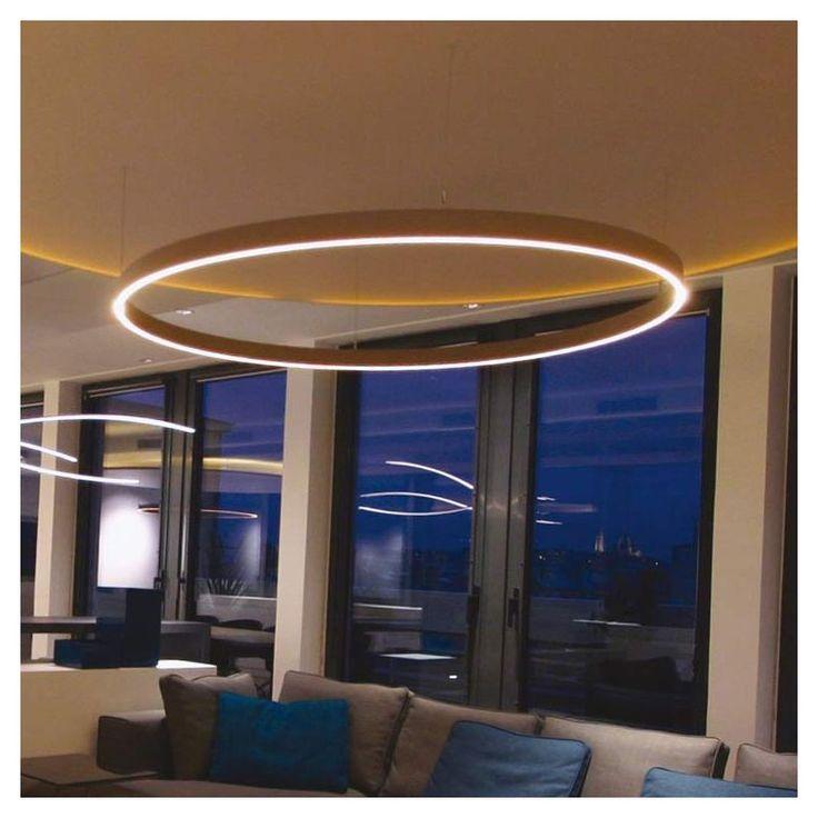Suspension LEDs O³ Henri Bursztyn