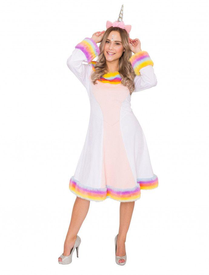 Kleid Einhorn für Karneval   Fasching » Deiters  einhorn  unicorn  pink   glitzer 8710079b9e