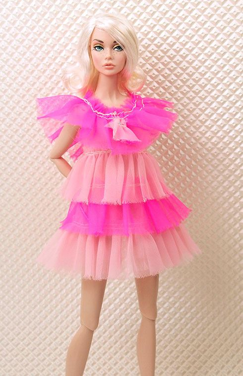 Barbie Vintage Flight Of Fancy Nighty