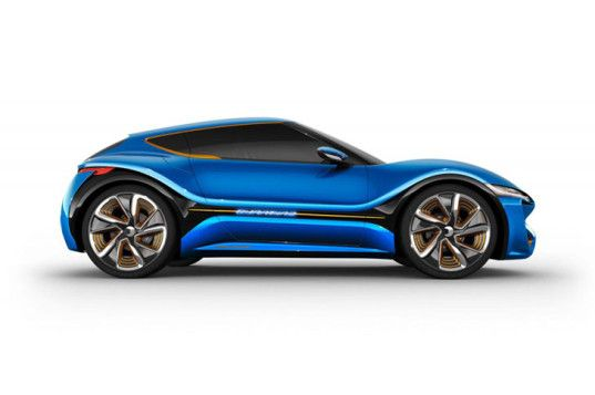 The Quantino concept is a coupe and even though it measures just over 12-feet long, nanoFlowcell says that the concept is an electric vehicle for everyone and has room for up to four passengers. Power is provided by a low-voltage drive system, two ionic liquid storage tanks and four electric motors that generate a total 136 horsepower. nanoFlowcell says that the Quantino can reach speeds up to 124 mph, in addition to its 621 mile driving range.