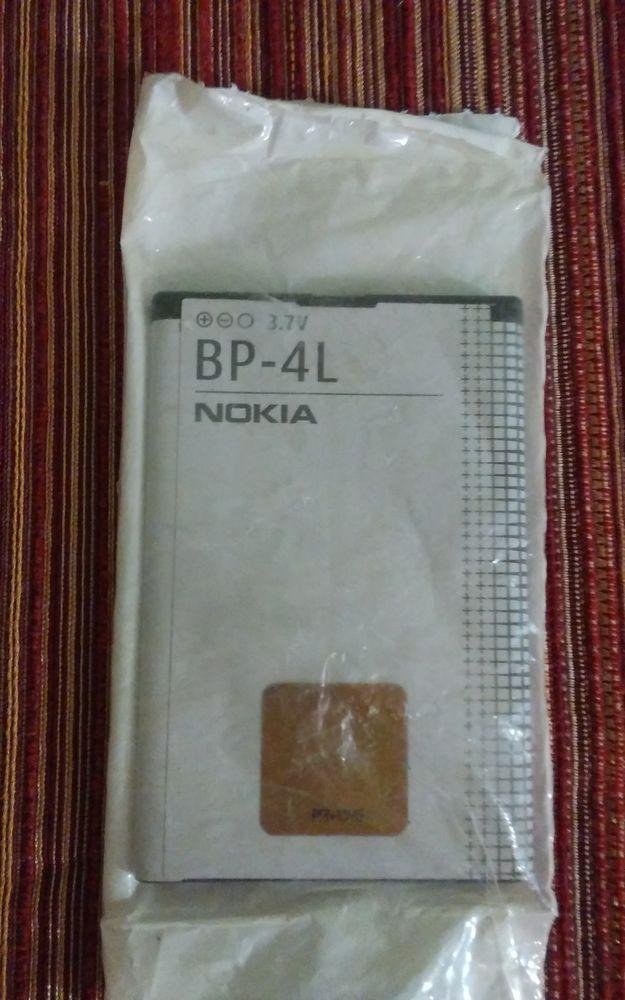 """New ORIGINAL """"NOKIA BP-4L"""" OEM 1500mAh REPLACEMENT BATTERY N97 E63 E71 E71x E72 #Nokia"""