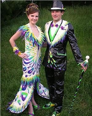 duct tape prom ideas | Duct Tape Outfits