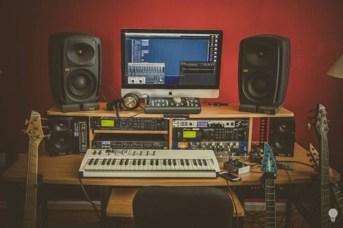 Infamous Musician – 20 Home Recording Studio Setup Ideas To Inspire You
