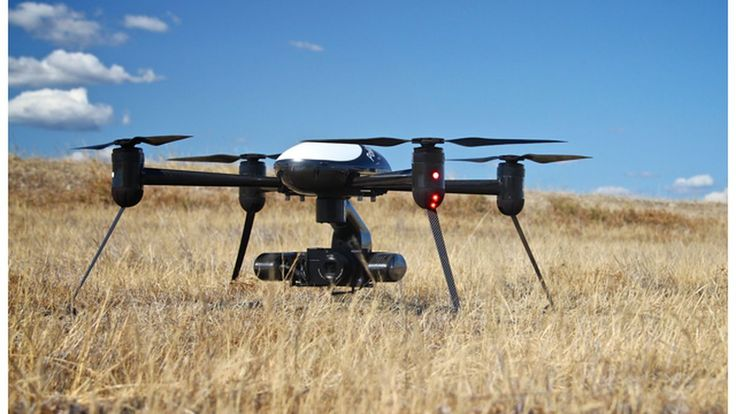 Police in North Dakota can now use drones armed with tasers