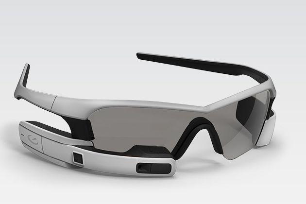 Recon Jet HUD Sunglasses