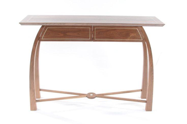 Beautiful Solid American Walnut Table