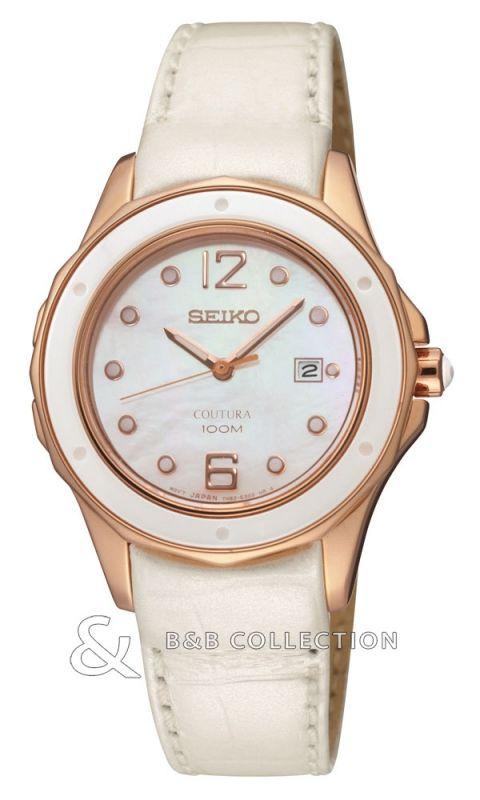 Ceas Seiko Coutura SXDE82P1  | Pret 392 lei | Clasic dama | B&BSHOP Magazin online de ceasuri originale