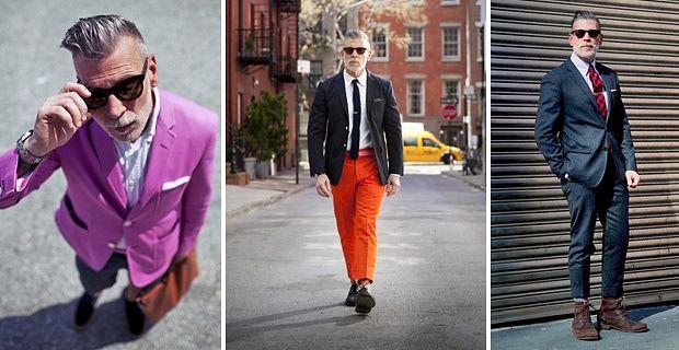 Стильный мужчина: Ник Вустер - Стиль, мода, одежда - Мужской журнал Mens Health