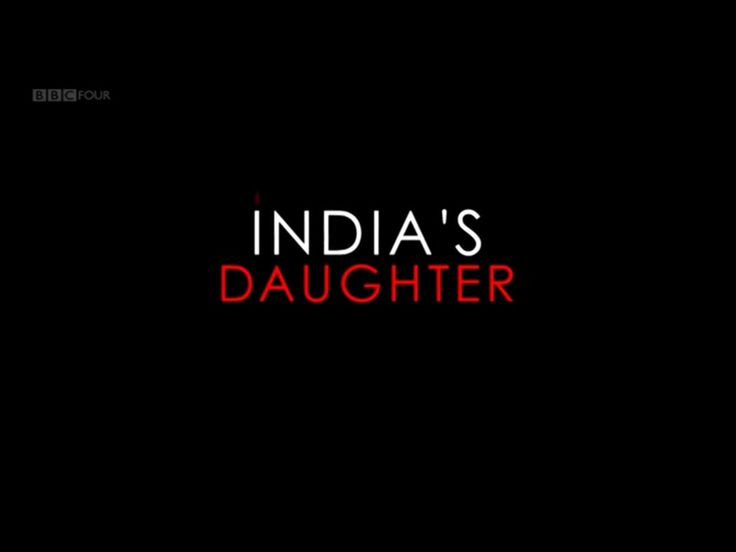 Check on Youtube.com released by BBC After much speculation, the highly controversial documentary, India's Daughter, makes its way to the World Wide Web. Banned in India, the documentary focuses on the rape case of Jyoti Singh who was...