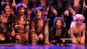 Cats le Musical à Paris au théâtre Mogador /coupdecoeurtheatre.com - YouTube