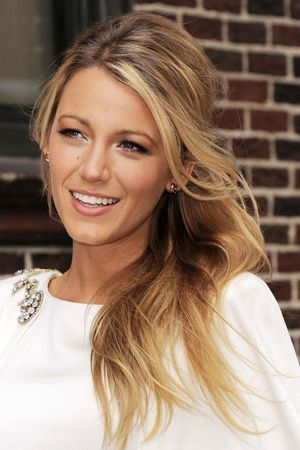 Bronde #2 (obviously looks amazing on Blake Lively because something that looks awful on her DOESN'T EXIST)