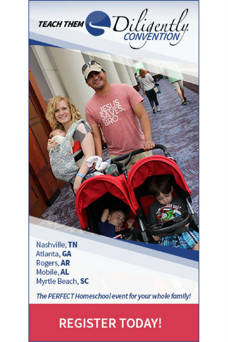 How do you fight burnout and get fired up for another year of homeschooling? By attending a homeschool convention!