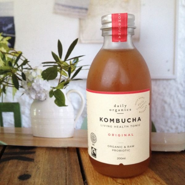 Kombucha seems to be everywhere I look at the moment – in cafes, at the markets, on my Instagram feed…  If you don't know what kombucha is or know about its wonderful health benef…