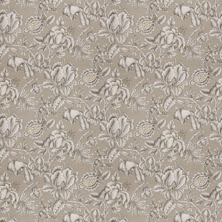 Trend 03668 Graphite Fabric Fabric, Home decor fabric