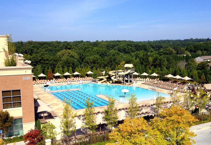 Pool At Lifetime Fitness Complex The Prado In Sandy Springs Sandy Spring Lifetime Fitness Atlanta City