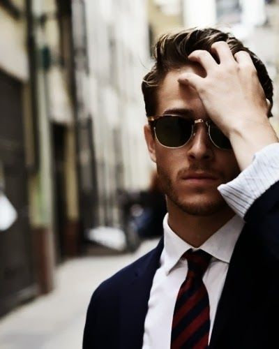 Ray Ban Homme Clubmaster