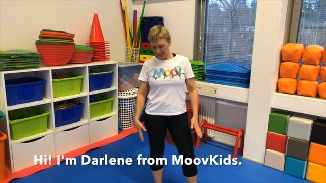 #moovkids #kidsactivities #coordination #directionalmovement #whole body movement #spatial awareness This activity develops spatial awareness, directional movement and body awareness as well as learning a shape and its name through whole-body movement.