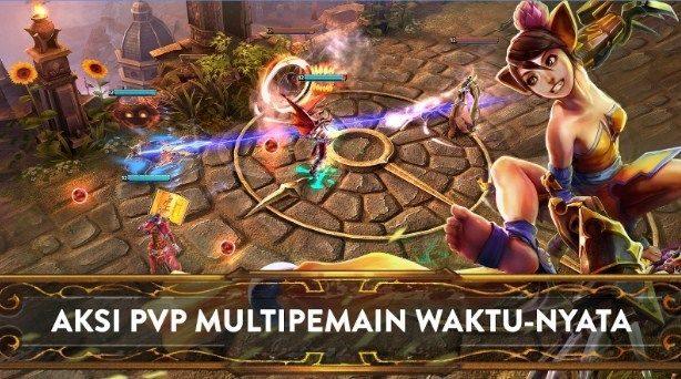Download Game Vainglory Apk Data For Android update versi terbaru, download gratis game Vainglory Apk data disini secara gratis dan sangat mudah bro