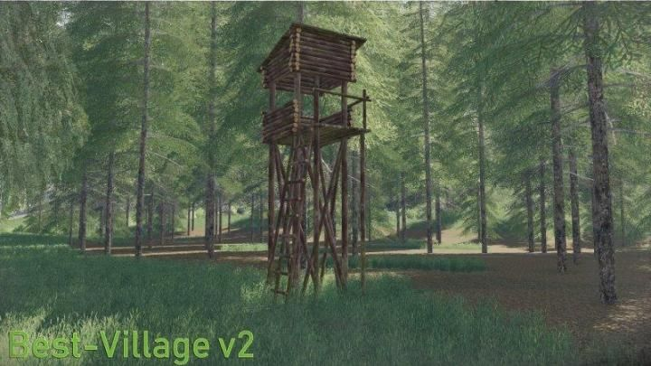 FS19 - New Best Village Map V2 Download | Game Mods