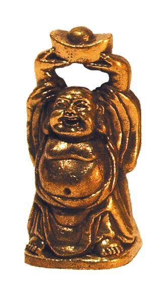 56428-Statue Bouddha Rieur