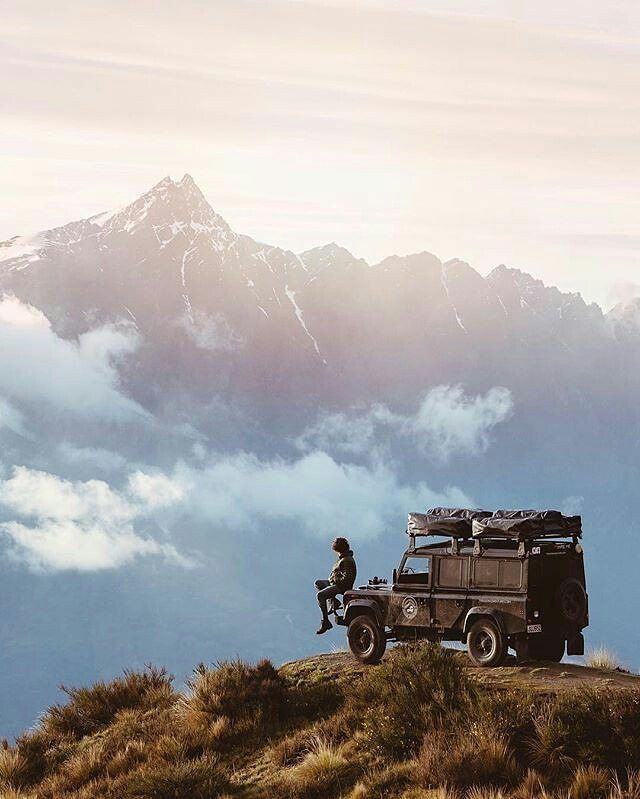 - Breakfast Views - By @jasoncharleshill #landrover #defender110csw #landroverdefender #landroverphotoalbum #4x4 #offroad