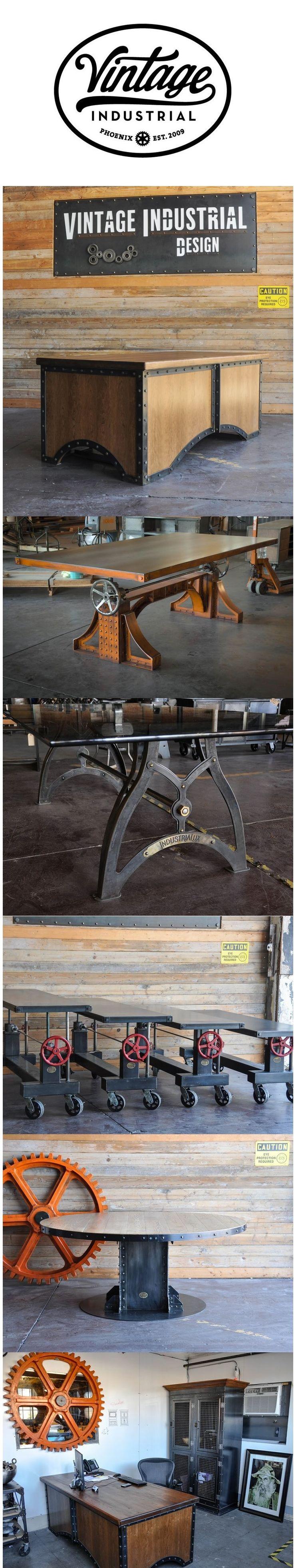 25+ best vintage industrial decor ideas on pinterest | edison bulb