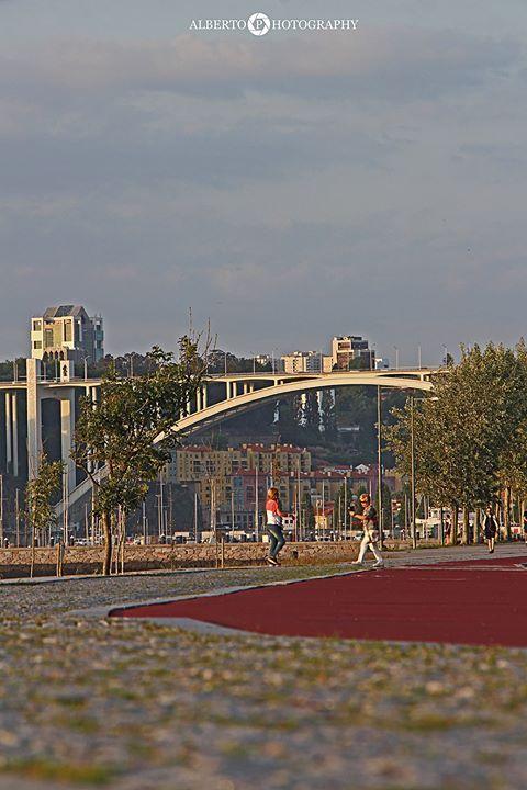 Cidade do Porto - Ponte d'Arrábida - Portugal - f. Alberto Costa Pinto