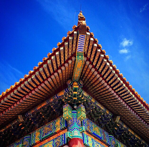Sightseeing in Beijing. #china #Beijing
