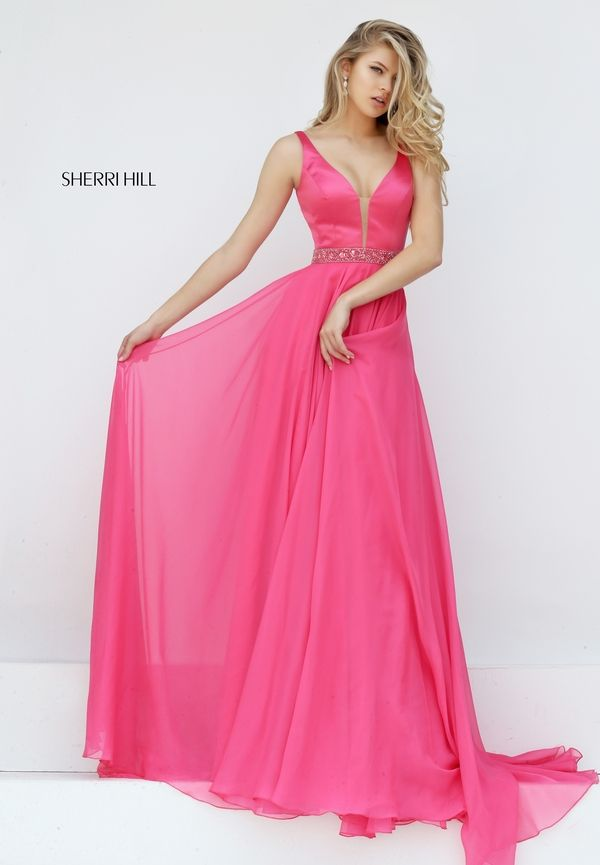 The 698 best Sherri Hill images on Pinterest | Formal dresses ...