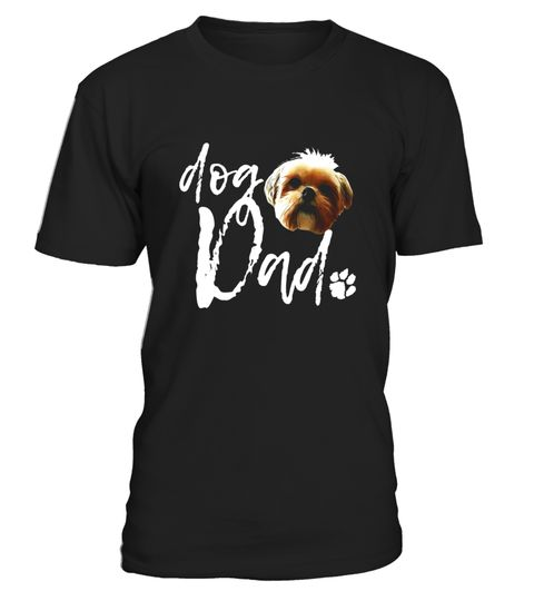 """# Shih Tzu Dog Dad Shirt .  Special Offer, not available in shops      Comes in a variety of styles and colours      Buy yours now before it is too late!      Secured payment via Visa / Mastercard / Amex / PayPal      How to place an order            Choose the model from the drop-down menu      Click on """"Buy it now""""      Choose the size and the quantity      Add your delivery address and bank details      And that's it!      Tags: Shih Tzu Dog Dad Shirt is for dog lovers who love their furry friends like their own kids. Their day would be incomplete without the fun, faithful, loving canine companionship of your best friend forever., The smiling face of an Shih Tzu features prominently beside the text """"Dog Dad"""" in simple big bold cursive letters. If you prefer a looser fit, please consider getting a size   larger."""
