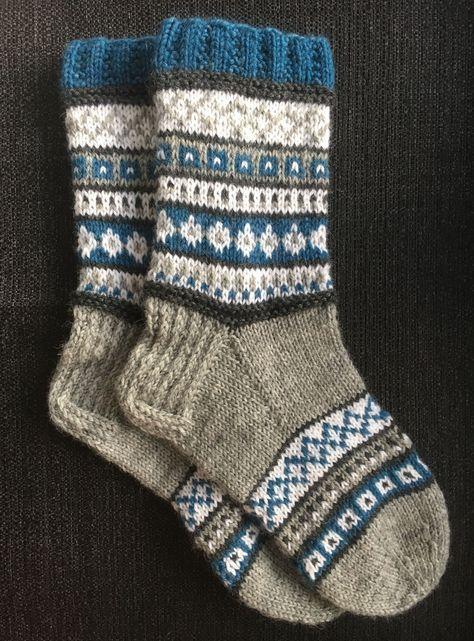 Knitted Socks | Novita 7 veljest – #Knitted #Novit…