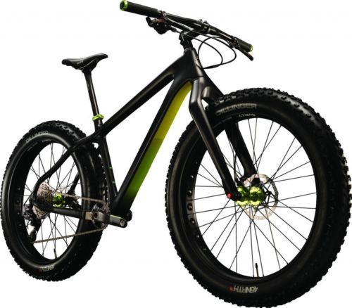 BRAND NEW 2014 SALSA BEARGREASE XX1 CARBON FATBIKE RACING BICYCLE SNOW FAT BIKE