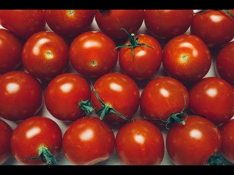 Szybkie krojenie pomidorków koktajlowych Kuchenne Triki - YouTube