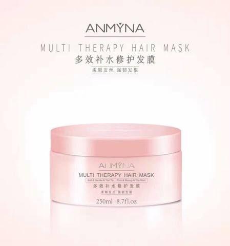 安米娜多效补水修复发膜anmyna multi therapy hair mask