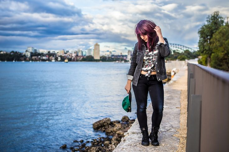 Photo shoot with Nardine