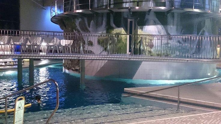 Therme Amade (slides, pools, sauna) - Altenmarkt im Pongau, Austria