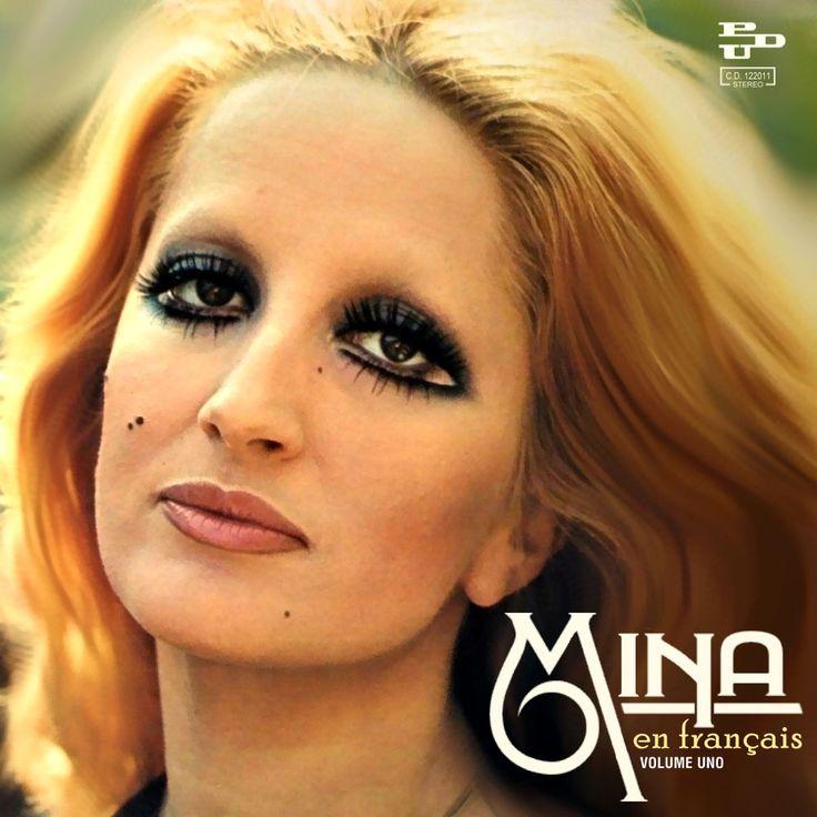 Mina, Italian singer More