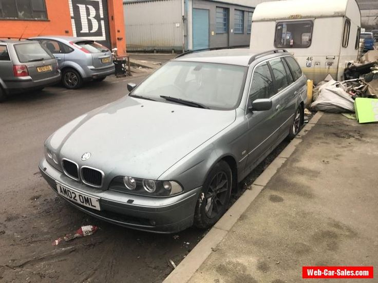 2002 BMW 530d E39 auto spare or repair #bmw #530d #forsale #unitedkingdom