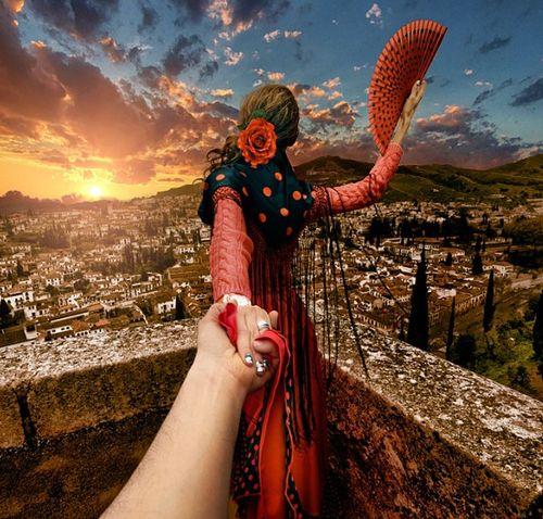 creative, fashion, inspiring, photography, spain, travel, world, follow me to