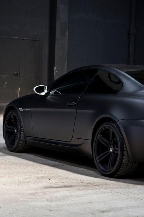 Emmy DE * BMW M6 #black