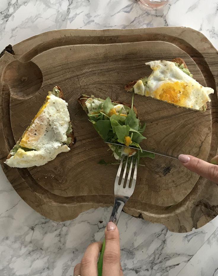 Food , flatlay , blogger , avocado toast , eggs