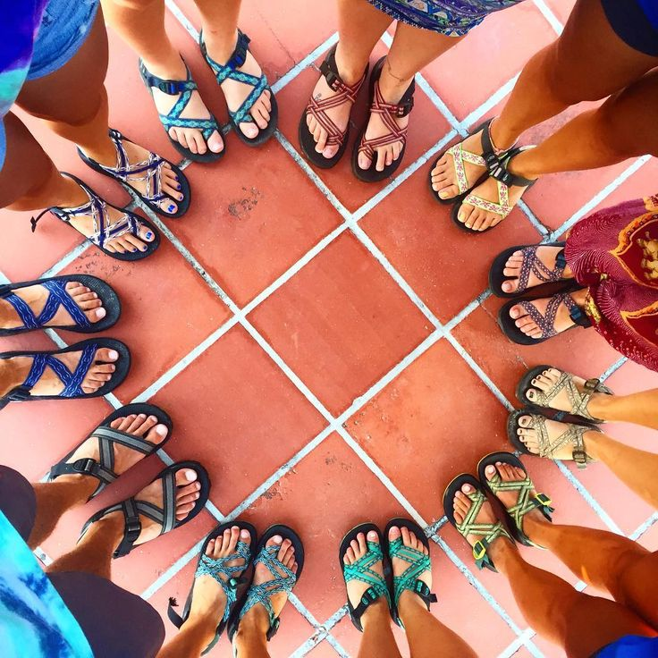 Happy Feet. Photo by: @kkayyla17! #ChacoNation