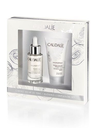 Caudalie Glowing Complexion Set (Vinoperfect Set) * You can get more details by clicking on the image. (This is an Amazon affiliate link)