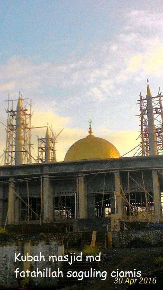Kontraktor Kubah Masjid di Blitar | Termurah 081331587344