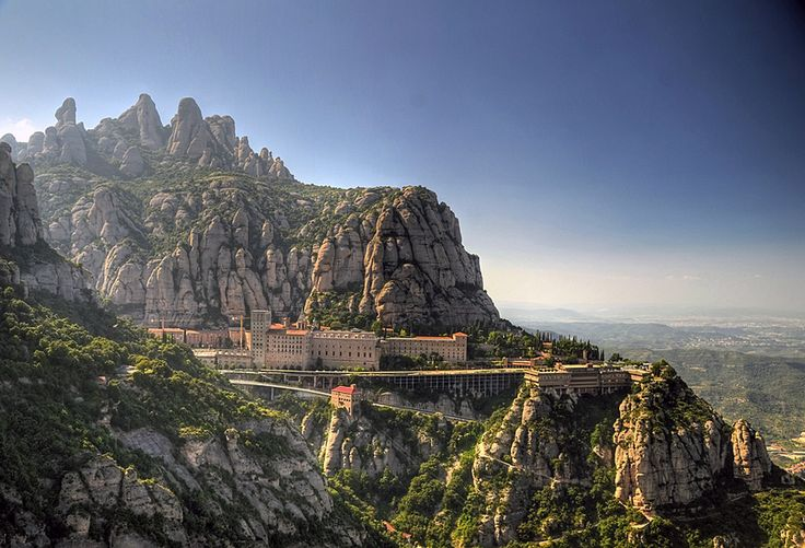 montserrat - monastery