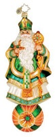 Christopher Radko Ornament - Good Saint Pat