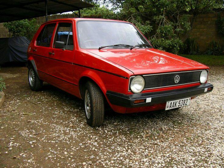 VW Golf CITI Mk1